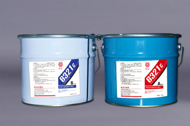 China 6321C EPOXY Electrical Potting Compound for Hollow fiber membrane modules factory